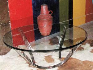 EDENLIVING -  - Table Basse Avec Plateau
