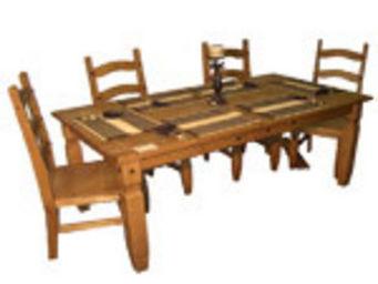 Fivepips UK -  - Table De Repas Rectangulaire