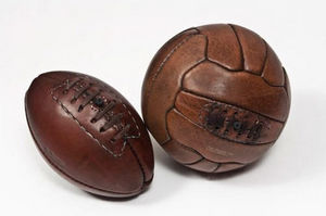 JOHN WOODBRIDGE -  - Ballon De Football