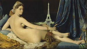 PARIS CREATEURS -  - Tableau Décoratif