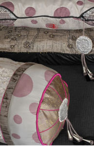 TM COLLECTION -  - Coussin Rond