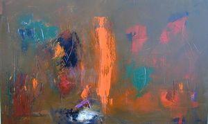www.maconochie-art.com - earth tones - Huile Sur Toile Et Huile Sur Panneau
