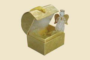 Bomboniere LA TROTTOLA - angelo vetro - Bonbonni�re Bapt�me/communion