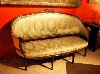 Antiquités Passion -  - Canapé 2 Places
