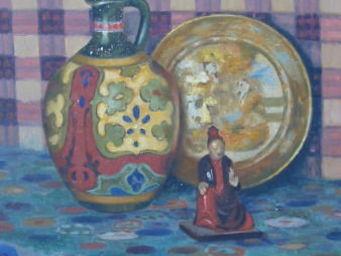 Antiquit�s Passion -  - Huile Sur Toile Et Huile Sur Panneau