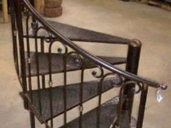 Dealers France -  - Escalier H�lico�dal