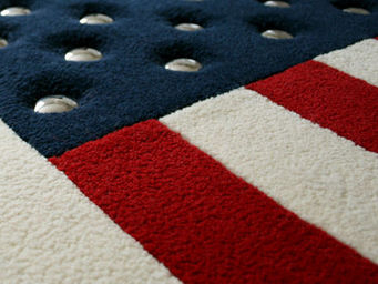 LEONE-EDITION - flag day - Tapis Contemporain