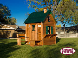 Selwood -  - Maison De Jardin Enfant