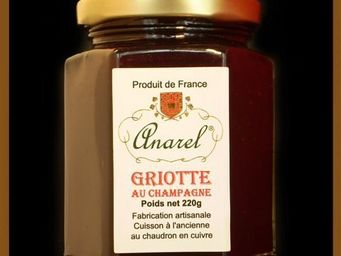 ANAREL - griotte - Confiture