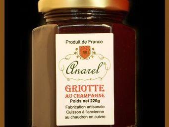 ANAREL - griotte - Confiture