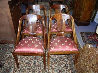 DS Antiquités -  - Chaise Gondole