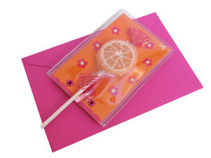 LOUPIOTS DESIGN - faire-part lollipop - Faire Part De Naissance