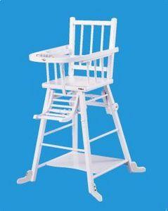 Combelle -  - Chaise Haute Enfant