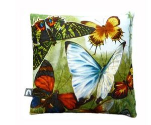 NICOLETTE BRUNKLAUS AMSTERDAM -  - Coussin Carr�