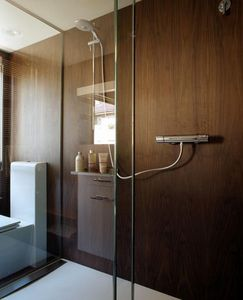 Decoration Hotel - imputrescible parklex 700 - Panneau Décoratif