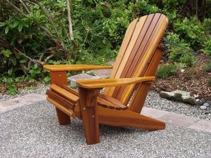 Tofino Cedar Furniture -  - Adirondack