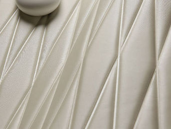 FLUKSO - aurea silk 3d termoforming - Tissu Ignifugé
