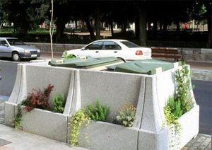 Gitma - instalación 2 - Jardinière Urbaine
