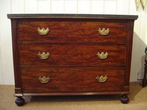 Brookes-Smith - regency commode - Commode
