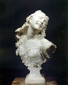 Rosenberg & Stiebel - buste en marbre - Buste
