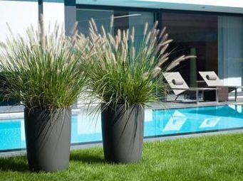 Eternit -  - Pot De Jardin