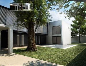 Agence Nuel / Ocre Bleu -  - R�alisation D'architecte