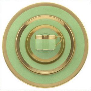 William Yeoward Crystal - avington apple green - Service De Table