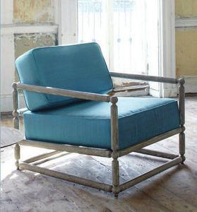 Julian Chichester Designs -  - Fauteuil Bas
