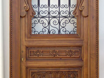 Decoraci�?³n Andalus�?­ -  - Porte De Communication Vitr�e