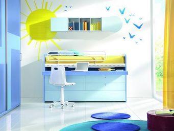 Mezzaline - colorite - Lit Mezzanine