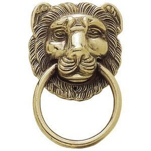 FERRURES ET PATINES - poignée tête de lion - Poignée De Meuble