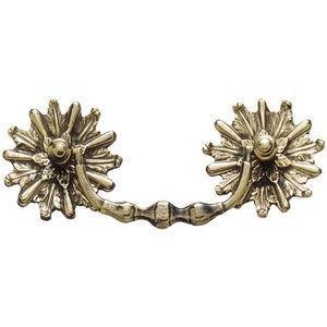 FERRURES ET PATINES - poignee de meuble en bronze style mouis xiv pour c - Poignée De Meuble