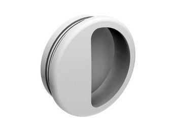 Wimove - poignee cuvette ronde diametre 50 mm - plastique b - Poignée Cuvette