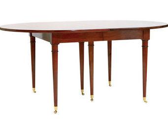 Taillardat - margaux - Table De Repas Ovale