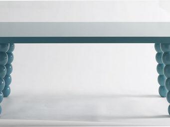 KA INTERNATIONAL - mollet turquesa - Table Basse Forme Originale