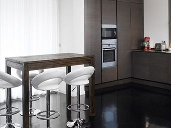 MEUBLES ZAGO -  - Table De Repas Haute