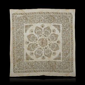 Expertissim - broderie ottomane, xxe si�cle - Tissu Ottoman