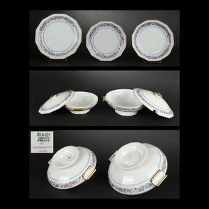 Expertissim - limoges - bernardaud. partie de service de table - Service De Table
