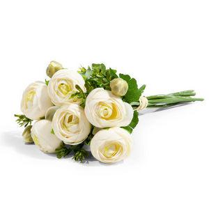 MAISONS DU MONDE - bouquet renoncules lily - Fleur Artificielle