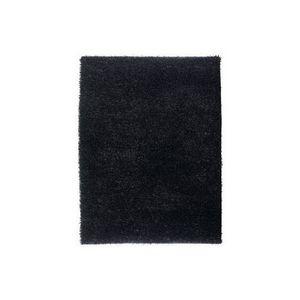 LUSOTUFO - tapis design lumy noir - Tapis Shaggy