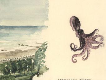 IN CREATION - carnet de voyages - le lido - Panneau D�coratif