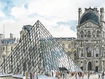 IN CREATION - carnet de voyages - - Papier Peint Panoramique
