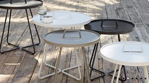 CANE-LINE -  - Table Basse De Jardin