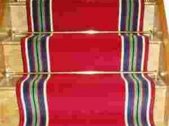 Moquettes A3C CARPETS - tapis d'escaliers deauville 1206 - Tapis D'escalier