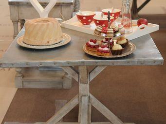 Luc Perron Creation -  - Table De Cuisine