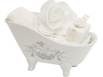 Mathilde M - grande baignoire compos�e eau de roses - Parfum D'int�rieur