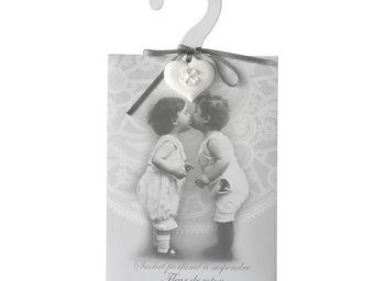 Mathilde M - cintre premier baiser, parfum fleur de coton - Cintre