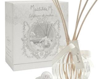 Mathilde M - diffuseur côtelé, parfum canopée - Diffuseur De Parfum