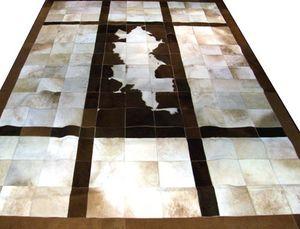 Stark Carpet - argentine leather - Peau De Bête