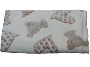 SIRETEX - SENSEI - couverture polaire imprimé balou - Couverture Enfant